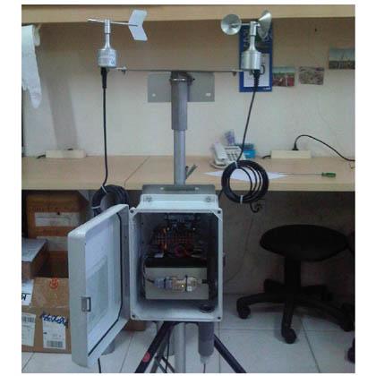 Casella-Wireless anemometer