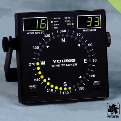 RM YOUNG METEO wind tracker1